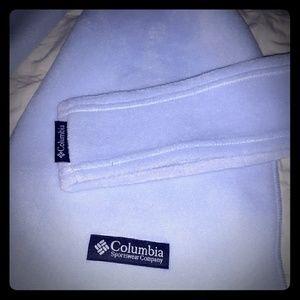 Columbia Matching Scarf & Ear Warmer
